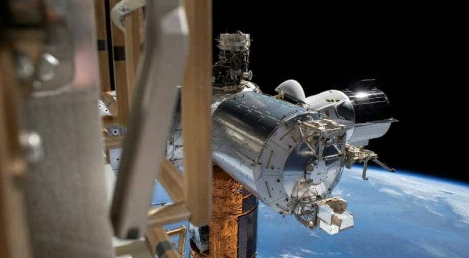 Two US astronauts to come home on SpaceX ship on Aug. 2