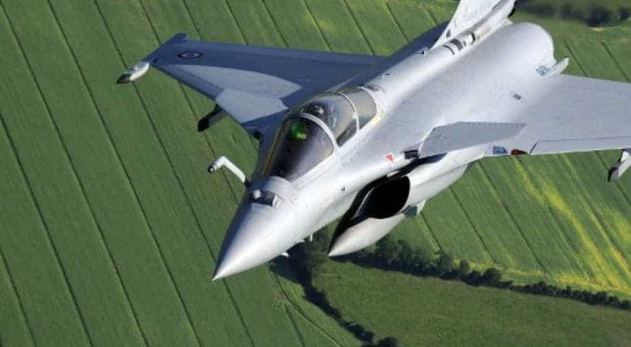 Rafale aircraft to be inducted in Indian Air Force at Ambala tomorrow