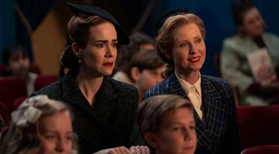 Netflix confirm release date for Sarah Paulson's latest series 'Ratched'