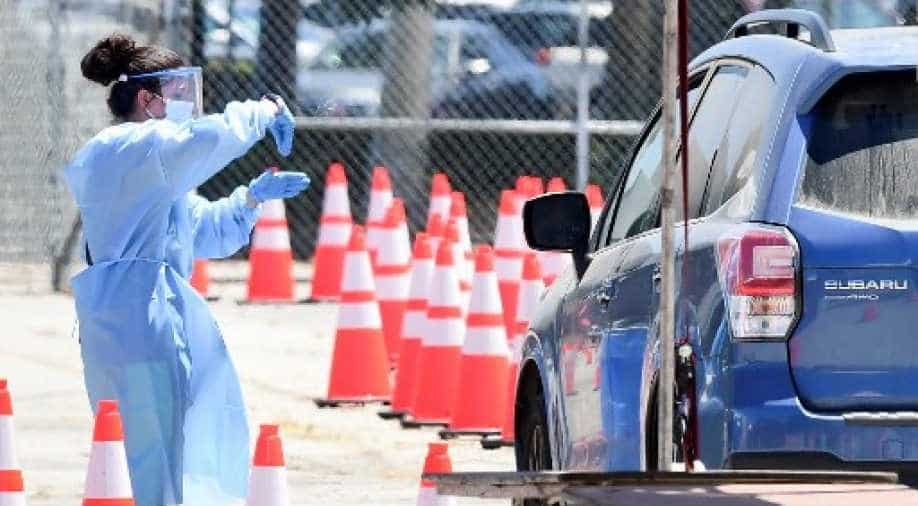 WHO warns coronavirus pandemic likely to be lengthy