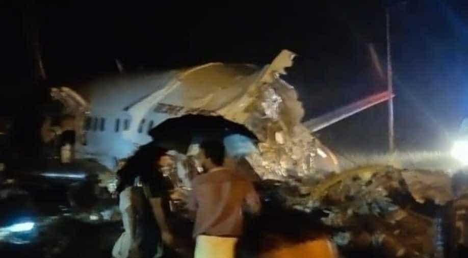Kerala: Air India Express flight skids off runway; passengers injured