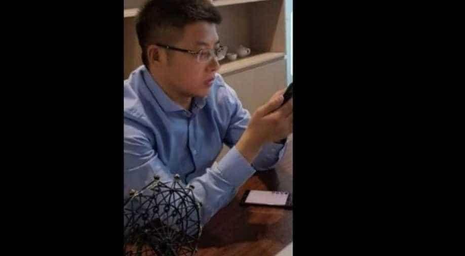 T dept raids premises of Chinese entities