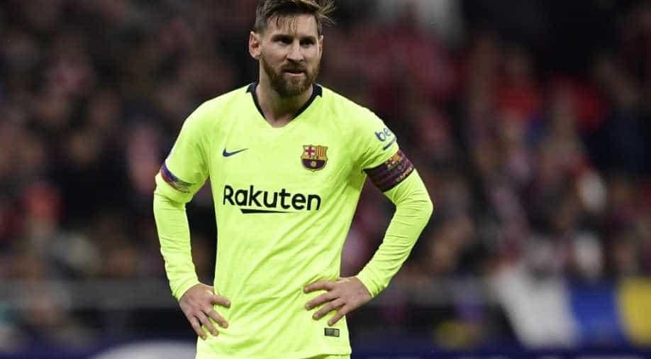 Messi Nets 2 In 2nd Friendly Under Koeman; Surez, Vidal Out