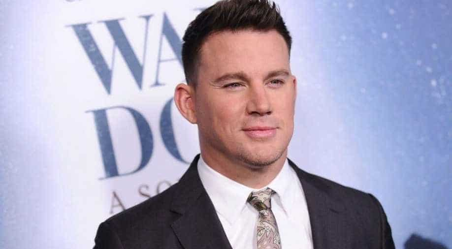 Channing Tatum wrote a children's book and dedicated it to his daughter
