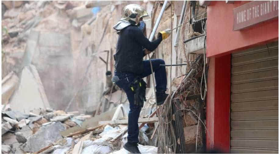 'Pulse' raises hope of survivor one month after Beirut blast