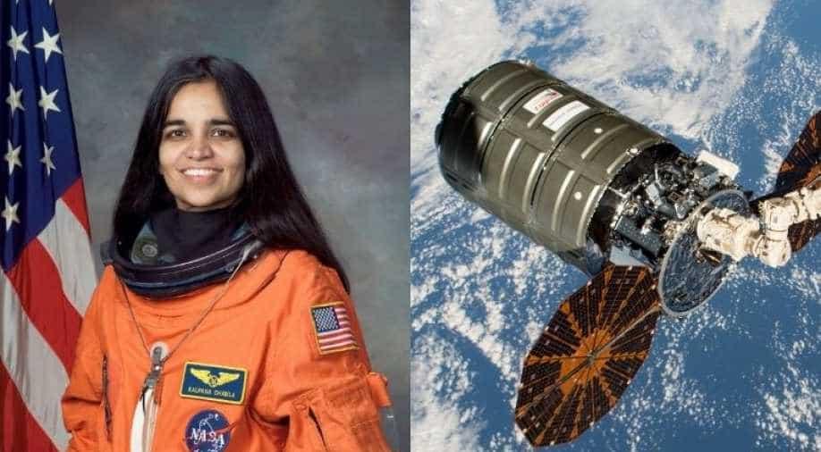 Bound Cargo Spacecraft Named After Kalpana Chawla