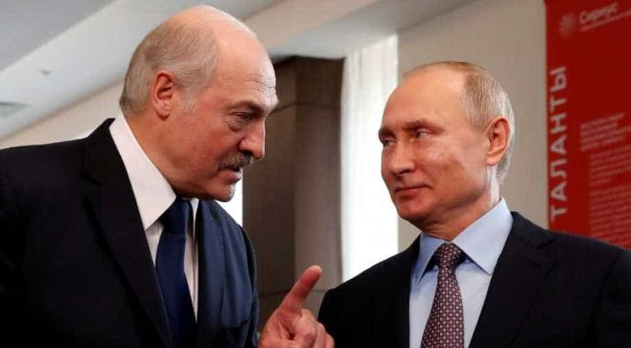 Lukashenko will meet with Putin in Russian Federation on Monday