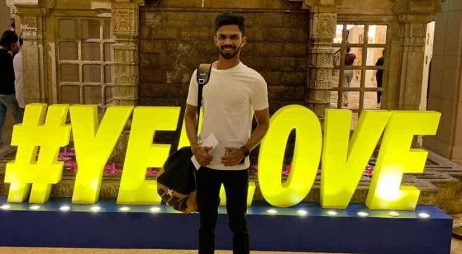 IPL 2020: CSK batsman Ruturaj Gaikwad joins team after ending quarantine