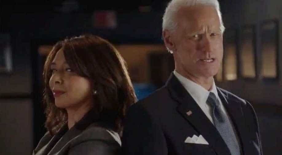 SNL sneak peak reveals Jim Carrey as Joe Biden