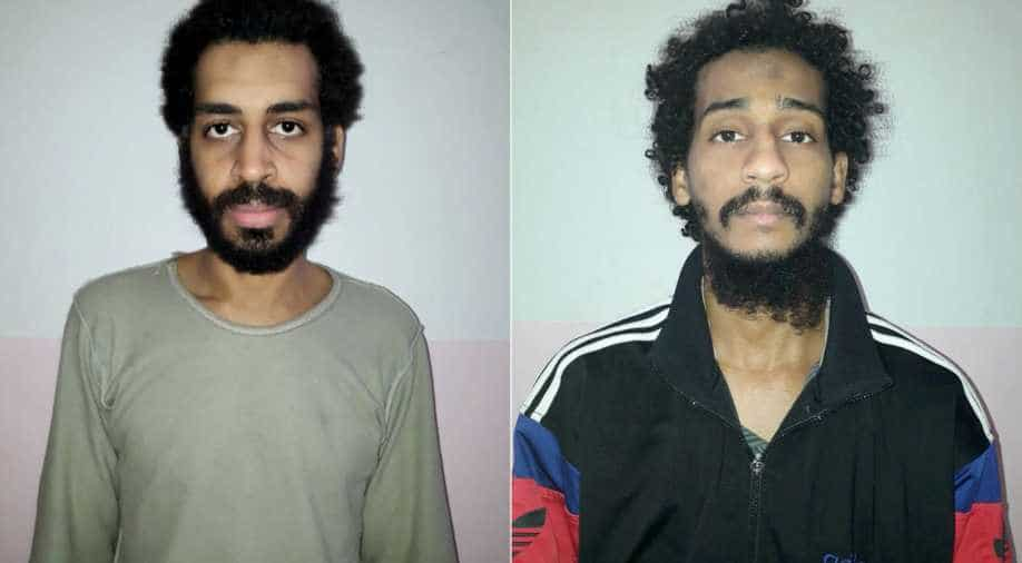 Alleged ISIS militants known as 'Beatles' headed to USA to face charges