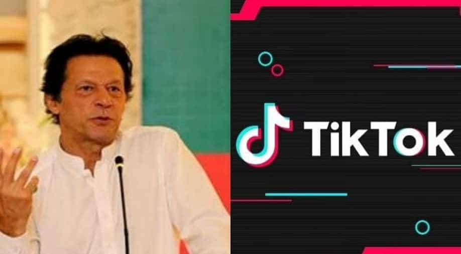 Pakistan blocks Chinese social media app TikTok for 'immoral' content