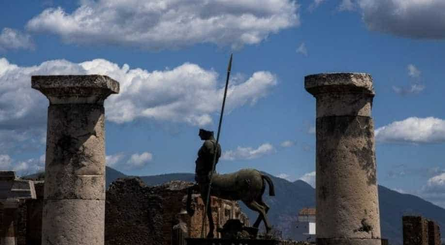 Pompeii artifacts: Tourist returns stolen artifacts after suffering 'curse' for 15 years