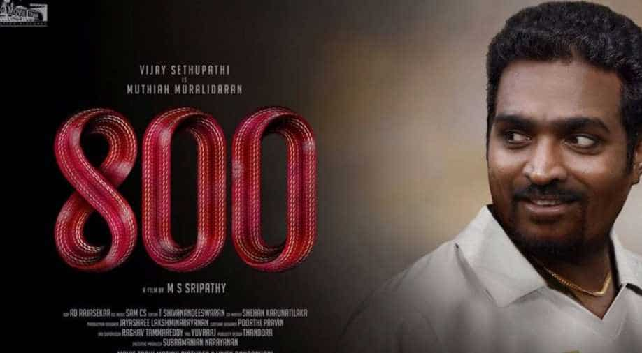 Watch Vijay Sethupathi as Muttiah Muralitharan in biopic `800` motion poster