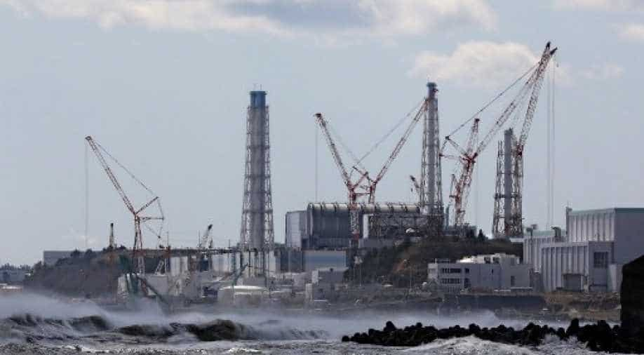 Japan to release Fukushima contaminated water into sea