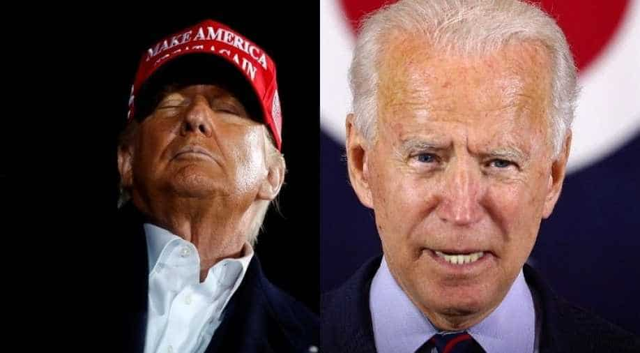 Trump on a Biden Win: 'Maybe I'll Have to Leave the Country'
