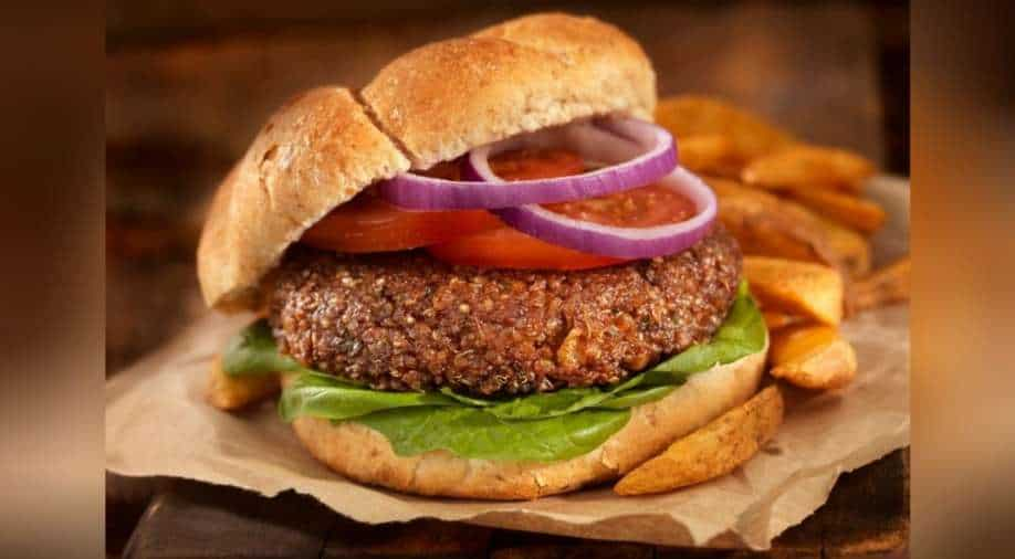 Veggie burgers can still be called burgers, EU politicians have ruled