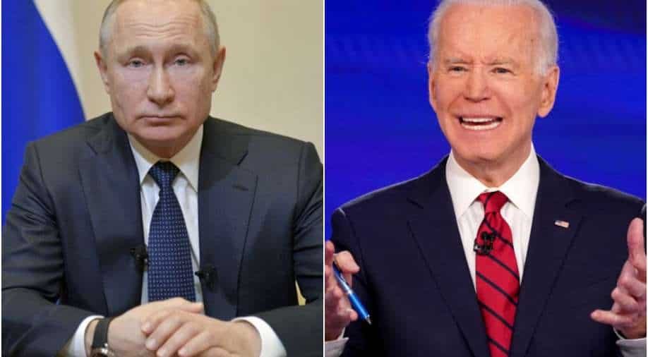 Putin reacted to the scandal around Biden's son and Ukraine