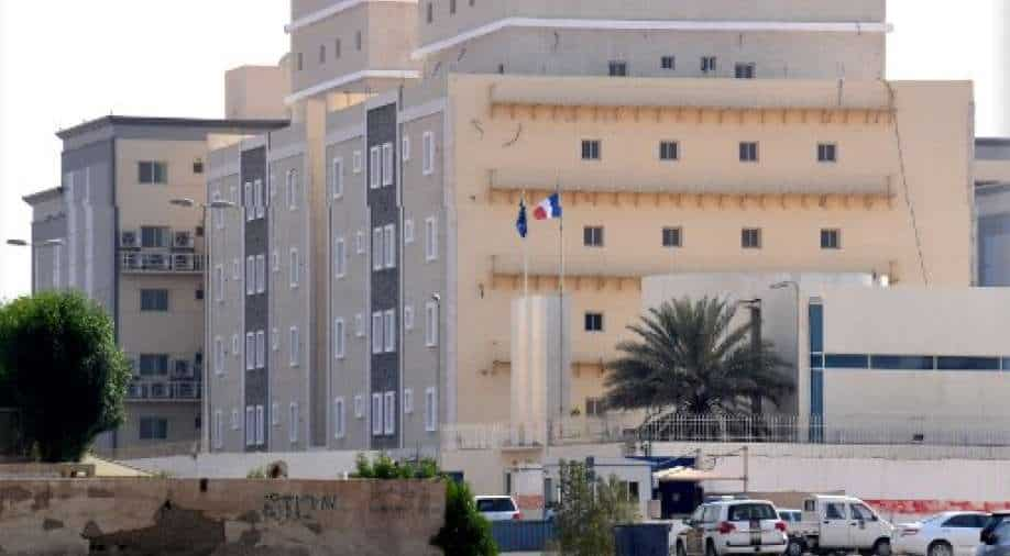 Saudi Arabia: Man arrested after attacking French consulate guard 'with sharp tool'