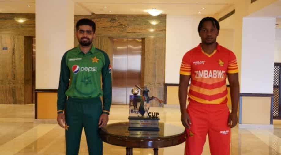 Injured Shadab Khan ruled out of 1st ODI against Zimbabwe