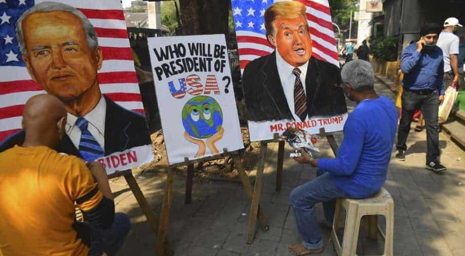 Trump, Biden Slam Each Other at Rival Rallies in Florida
