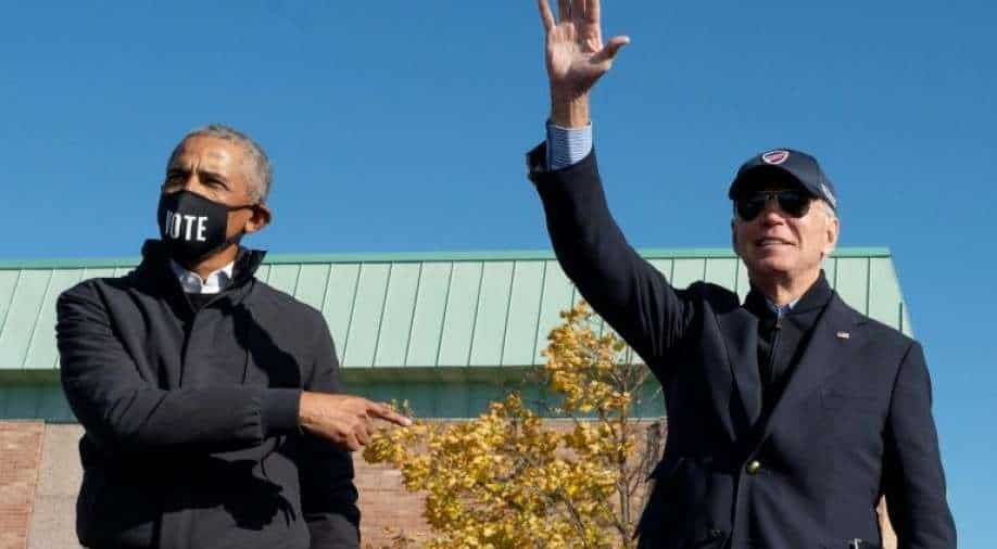 Joe Biden adds election eve campaign stop in Ohio