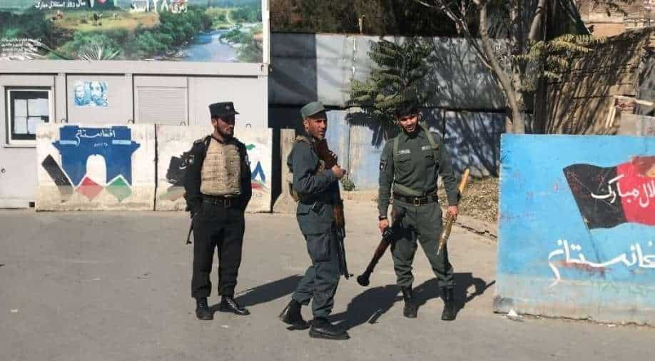 At least 22 dead in an attack on Kabul University