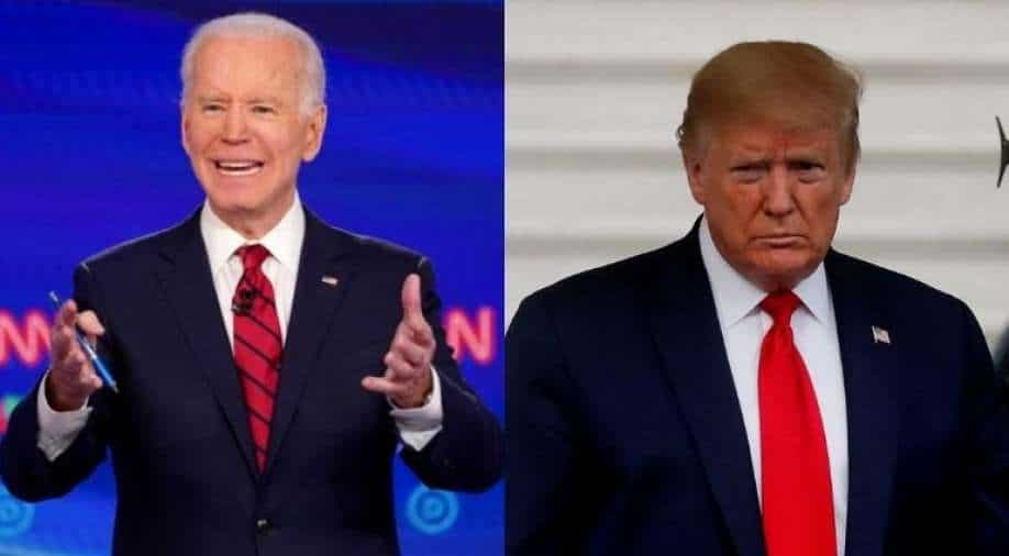 Biden `won because...`: Donald Trump acknowledges Democrat`s victory for first time