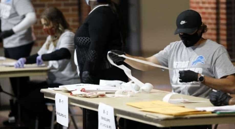 Were Trump Ballots Marked with Sharpies Disqualified in Arizona?