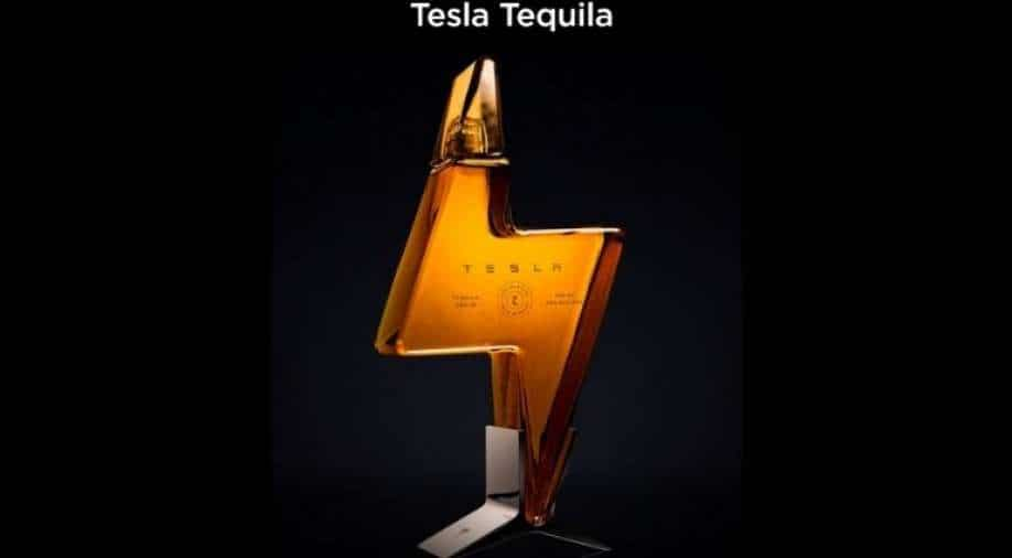 Elon Musk's Tesla tequila will run you $250 a bottle
