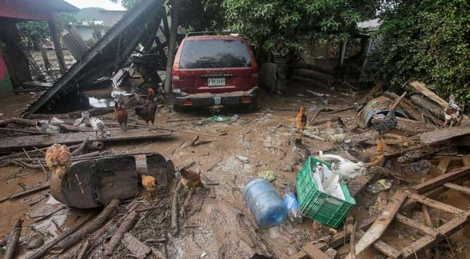 Guatemalan mudslides push storm Eta death toll near 150