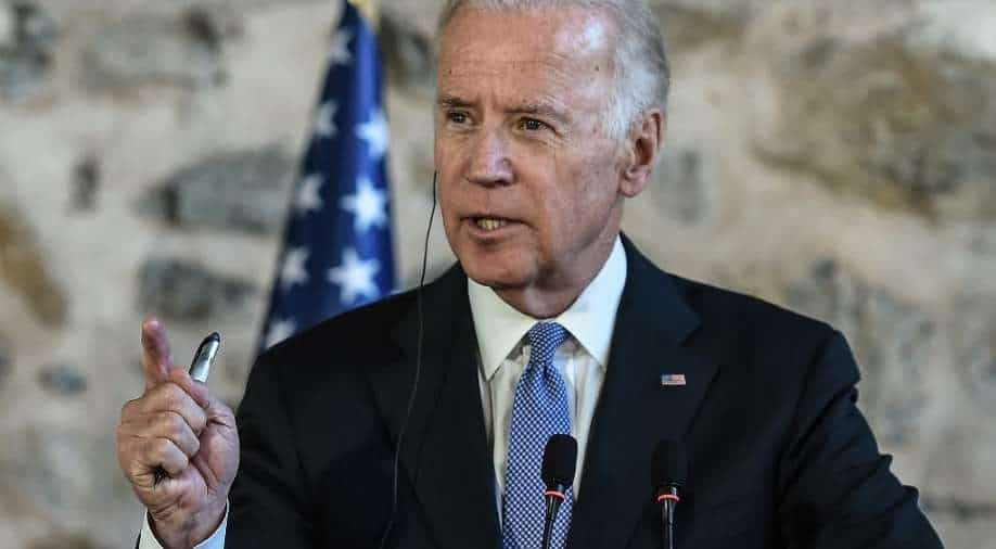 Joe Biden Twists Ankle While Playing With Dog, Awaits Examination