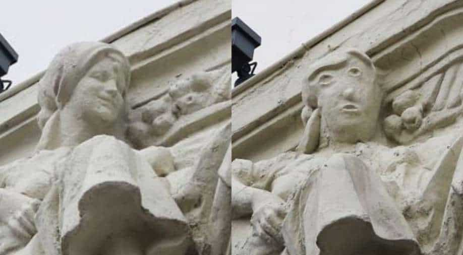 Sculpture restoration work draws laughs, memories in Spain