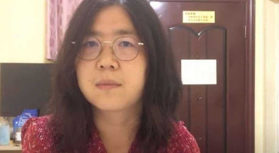 China detains journalist for reporting Wuhan's COVID-19 outbreak