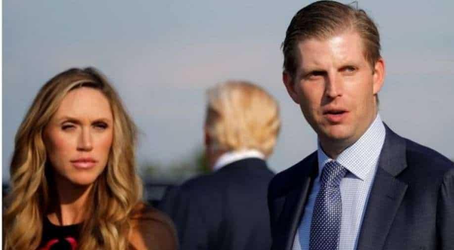 Trump's daughter-in-law considers Senate run