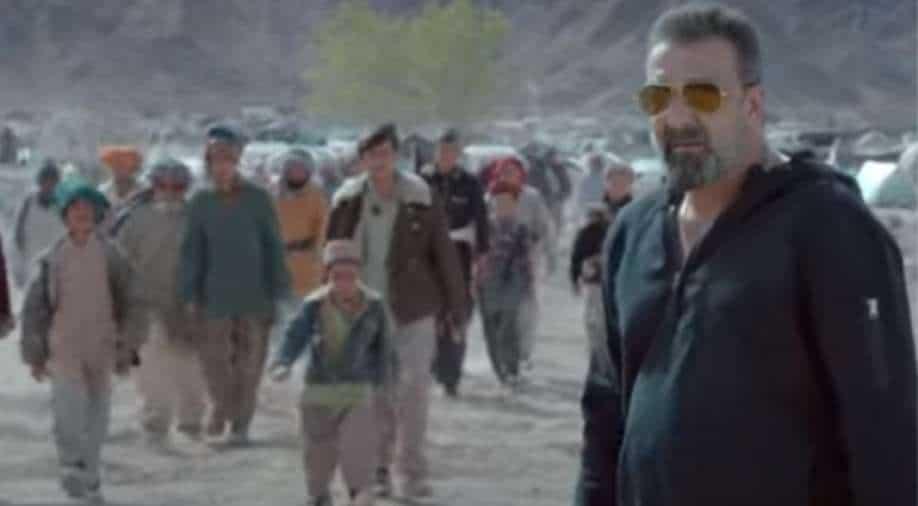 Sanjay Dutt starrer Torbaaz trailer drops online, check Netflix premiere date