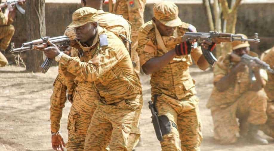 Burkina Faso votes amid threat of violence