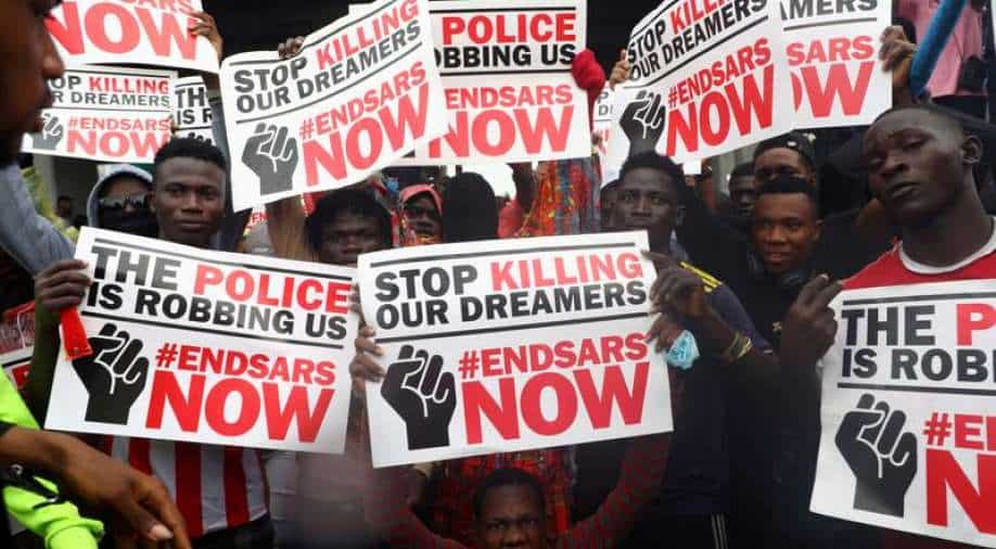 #EndSARS protests: United Kingdom parliament approves sanctions on Nigerian officials