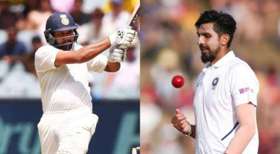 Ishant Sharma out of Australia series as Kohli blasts `confusing` messages