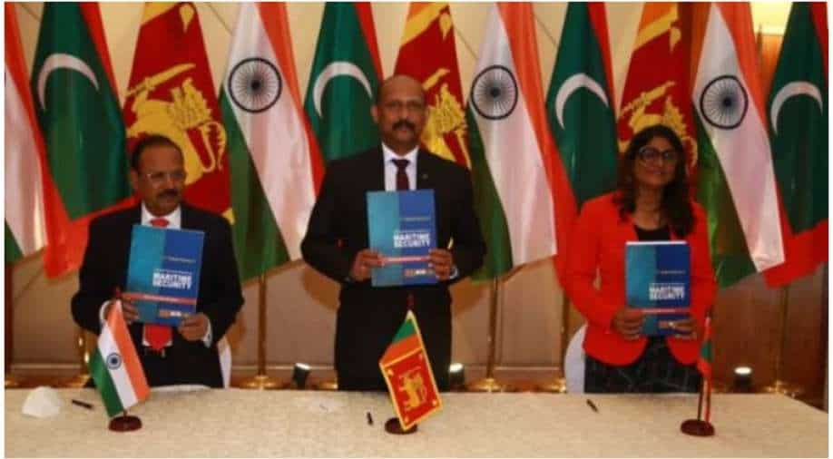 President Rajapaksa and Ajit Doval focus on regional security