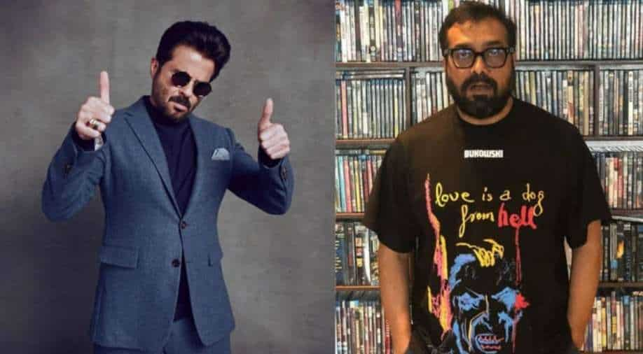 Anil Kapoor and Anurag Kashyap get embroiled in a fiery Twitter spat