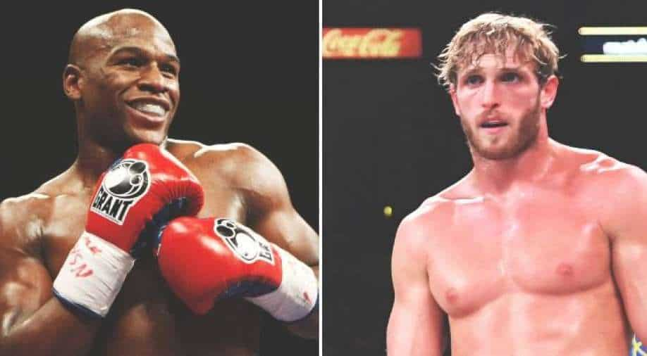 Mayweather to return for exhibition bout with YouTuber Logan Paul
