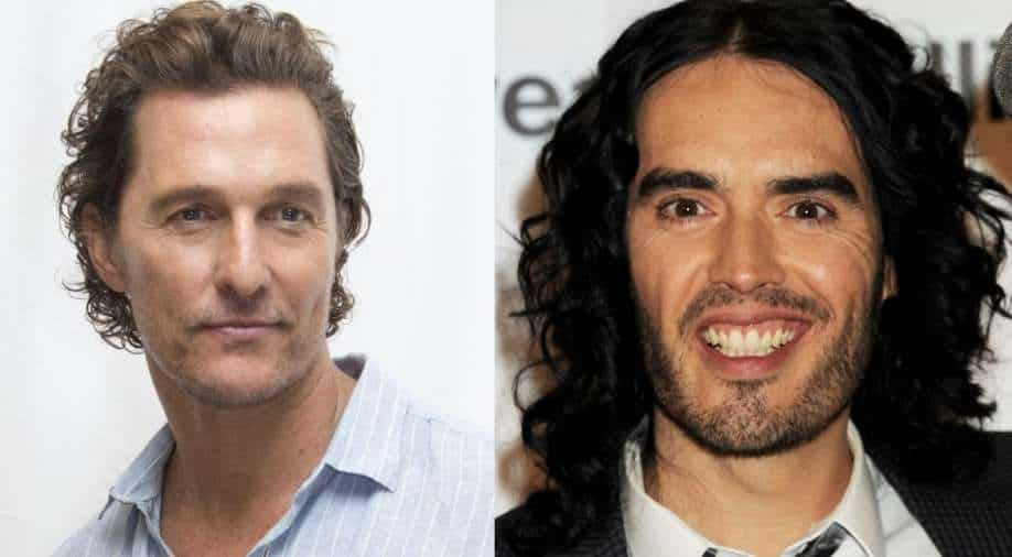 Matthew McConaughey Calls Out The