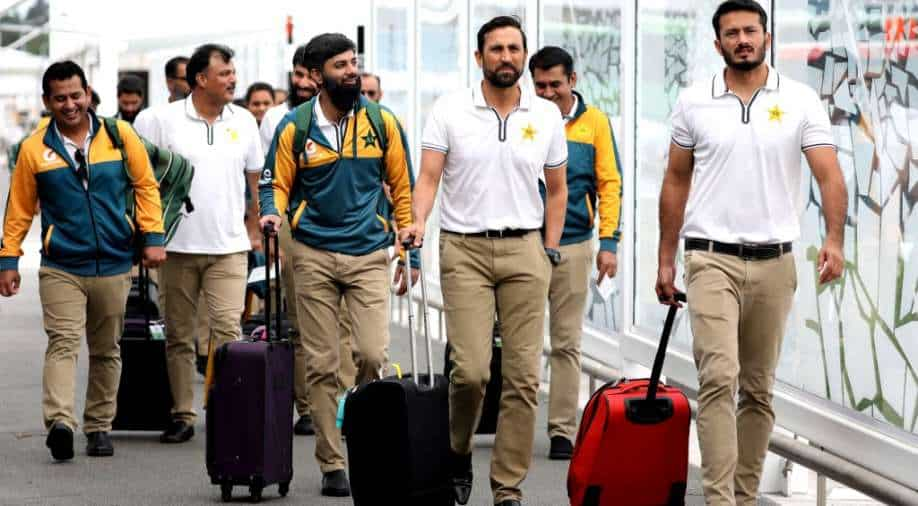 Isolation over for Pakistan squad