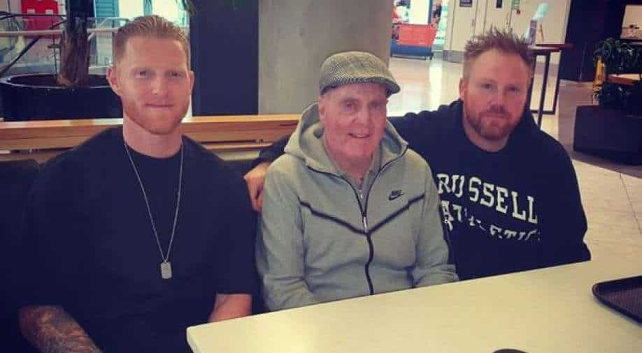 Condolences Pour in Following Demise of Ben Stokes' Father, Ged Stokes