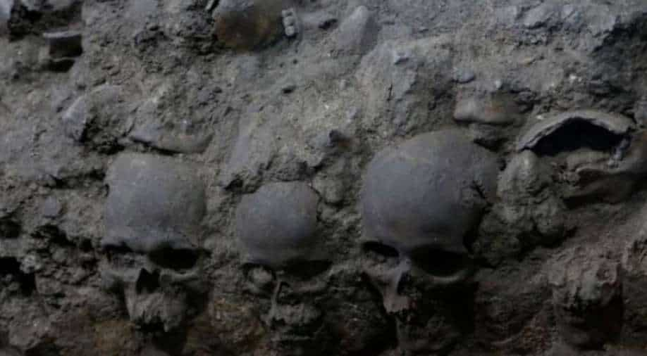 Archaeologists Unearth 119 More Sacrifices at Aztec 'Tower of Skulls'