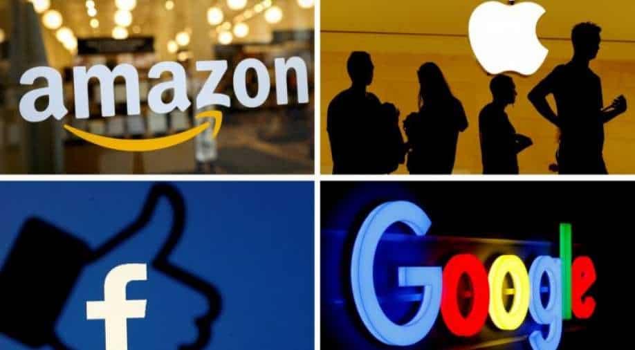 European Union unveils landmark law curbing power of tech giants