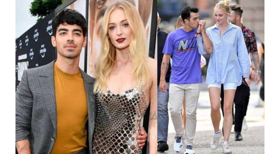 Sophie Turner says Joe Jonas is husband of the year