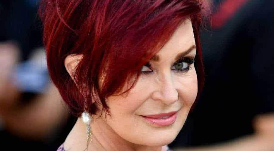 Sharon Osbourne has COVID-19 and recovering away from Ozzy