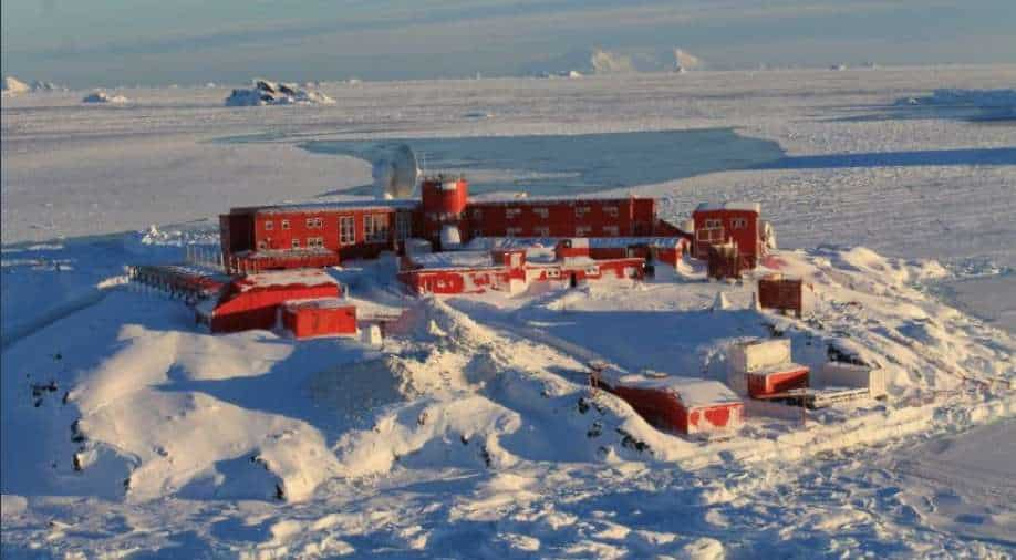 COVID-19 cases linked to Chilean Antarctic operations rise to 58
