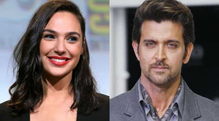 Wonder Woman Gal Gadot responds to Hrithik Roshan - Deets inside